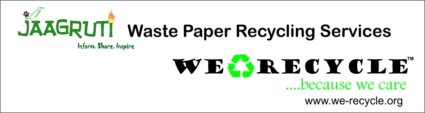JAAGRUTI Waste Paper Recycling Services